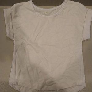 Other - Girls white tshirt